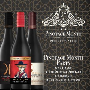Pinotage Party pack